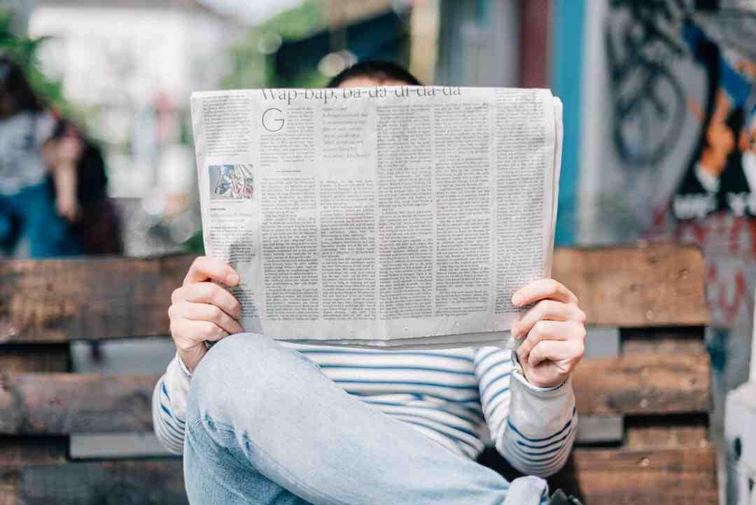 Comment ecrire une nouvelle