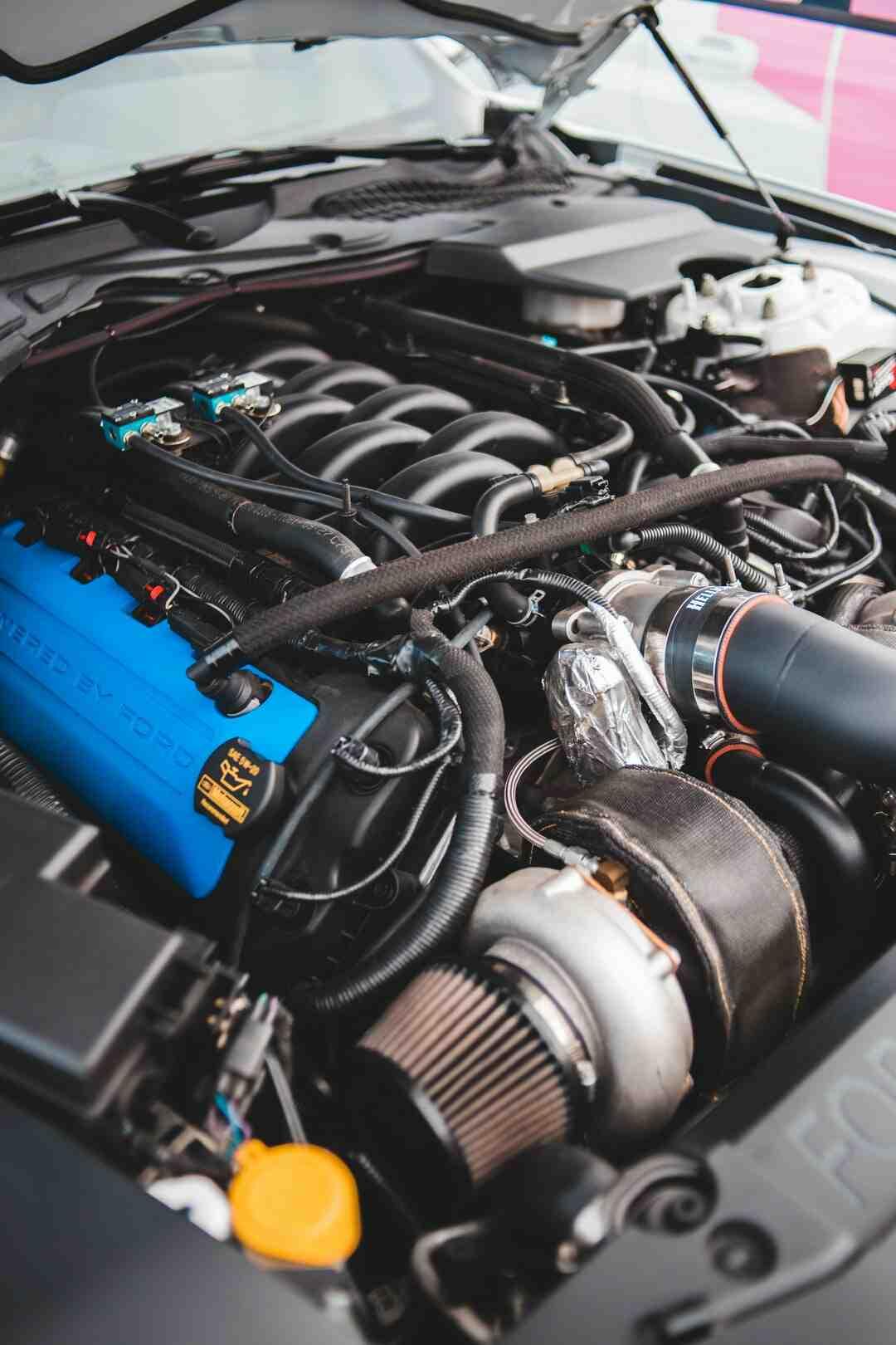 Comment réviser un moteur